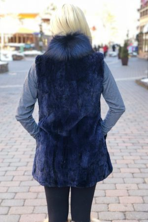 20190129 beaver fox blue black sheared beaver fox vest 2 1000x1176 1