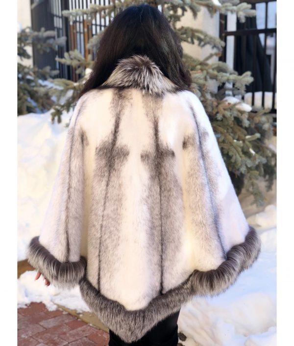20190129 mink fox black cross mink silver fox cape 3 1000x1176 1