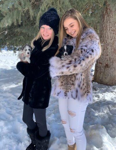 Fun furs