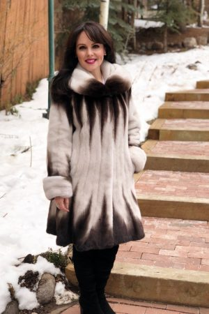mink brown white fitted mink jacket 1 1000x1176 1