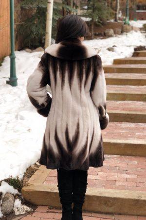 mink brown white fitted mink jacket 3 1000x1176 1