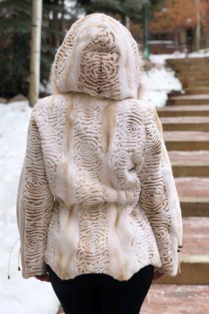 mink lynx beige sheared mink Canadian Lynx hood 3 1000x1176 1