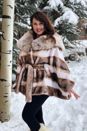 mink lynx sheared mink Canadian lynx hood cape 2 1000x1176 1